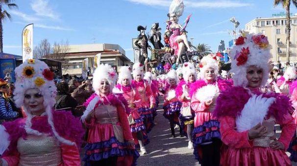 Carnevale di Viareggio (foto Umicini)