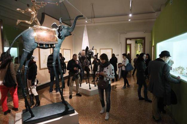 Dalì Experience e 'Regalati Bologna': la visita guidata alla mostra (Foto Schicchi)