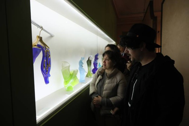 Dalì Experience e 'Regalati Bologna': la visita alla mostra (Foto Schicchi)