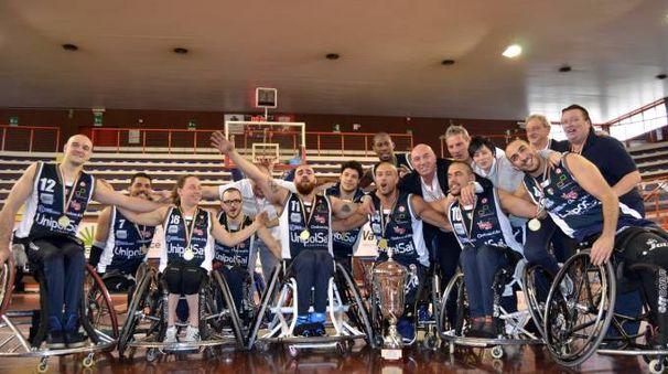 I ragazzi di Briantea84 hanno conquistato la Coppa Italia
