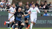Atalanta-Fiorentina (La Presse)