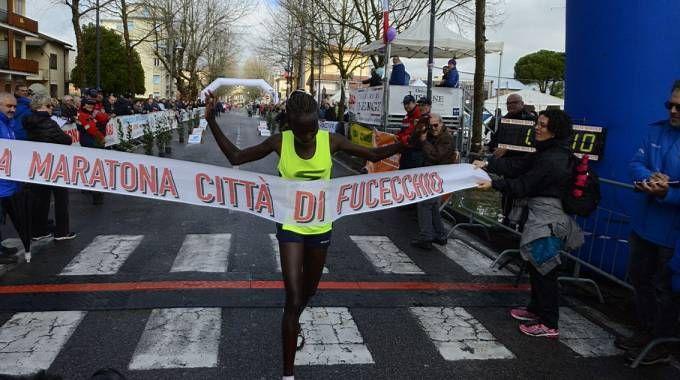 Mezza maratona di Fucecchio (foto Regalami un sorriso onlus)