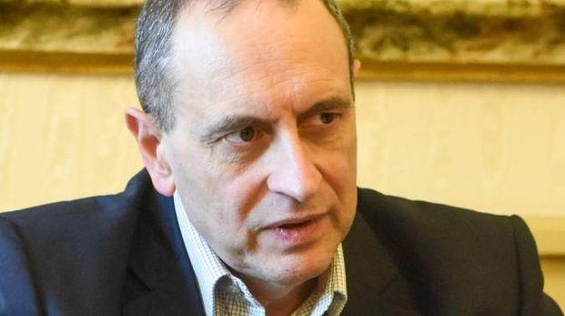 Il sindaco uscente di Civitanova, Tommaso Corvatta