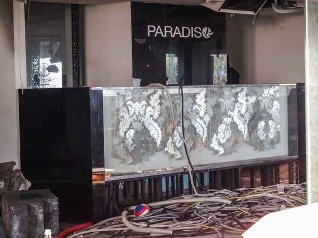 Paradiso - Rimini, oggi