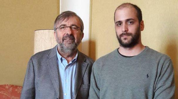 Giuseppe Zuccatelli e Leonardo Biguzzi