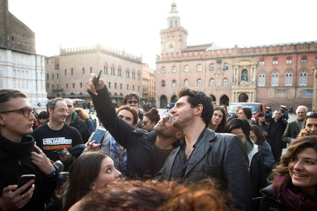 E' stretto il rapporto tra la fiction e la città (Massimo Paolone)