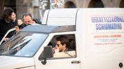 Parte delle riprese sono avvenute anche lungo via Rizzoli (Massimo Paolone)