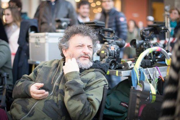 Le riprese proseguiranno in città almeno fino a giugno (Massimo Paolone)