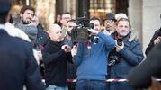 Le riprese dureranno una ventina di setttimane (Massimo Paolone)
