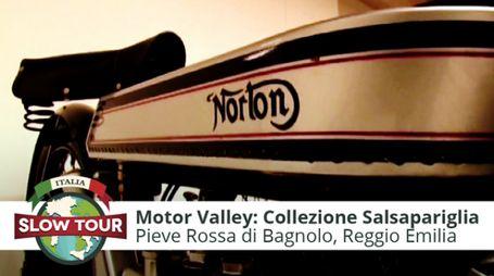 Motor Valley: Collezione Salsapariglia