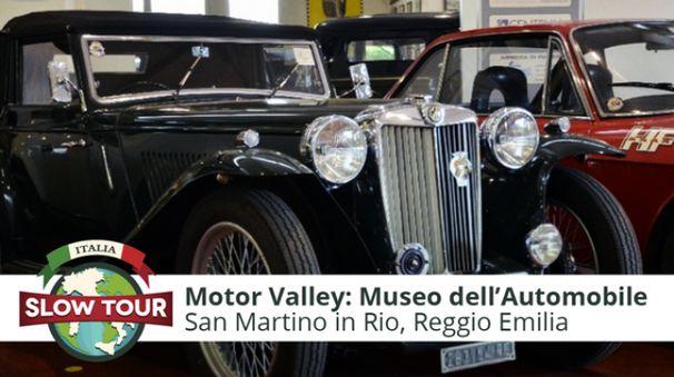 Motor Valley: Il Museo dell'automobile