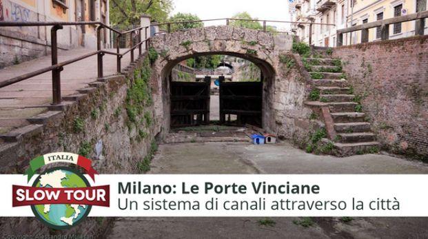 Milano: Le Porte Vinciane