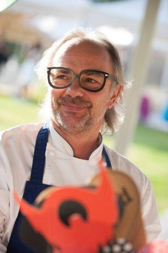 Chef Marco Sacco