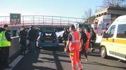I soccorsi arrivati sul posto in pochi minuti (Antic)