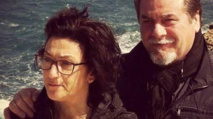 Antonella Viviani e Emidio Diomede