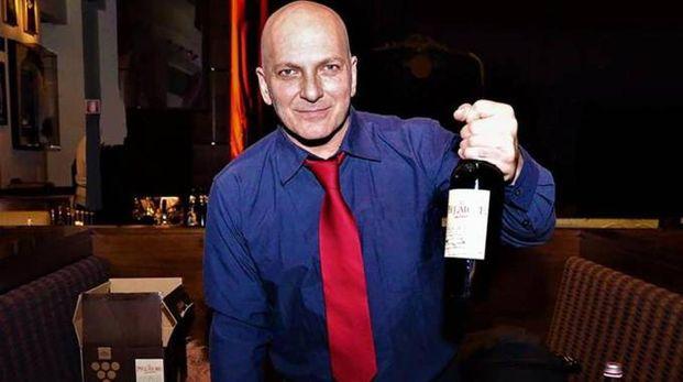 L'ex pornostar Franco Trentalance si è dato alla produzione di vini con un sangiovese dal titolo allusivo