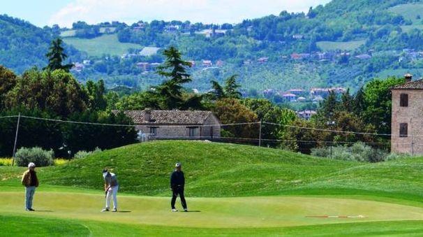 Il Rimini golf club di Verucchio
