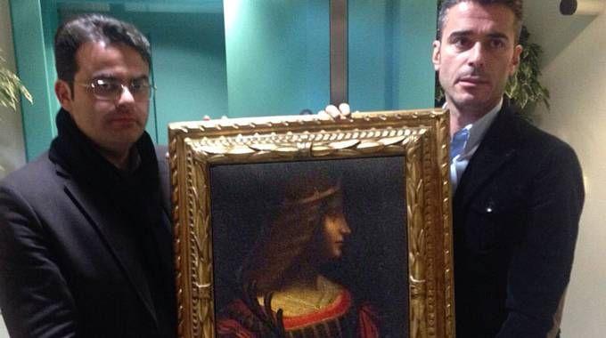 """Pesaro, """"esportazione illecita del Leonardo"""". Ma il quadro conteso resta in Svizzera"""