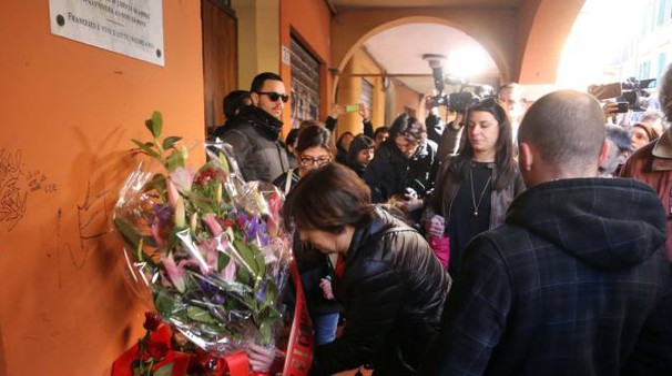 Bologna, la cerimonia per ricordare Francesco Lorusso (Foto Schicchi)