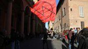 Corteo in memoria di Francesco Lorusso (foto Schicchi)