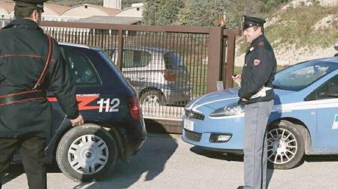 I controlli di polizia e carabinieri
