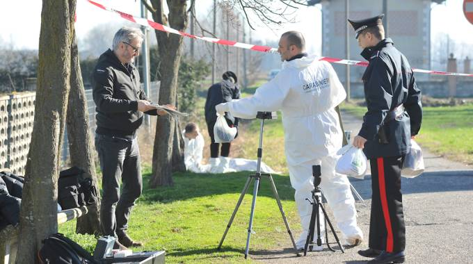 Ladro ucciso dal proprietario di un'osteria-tabaccheria a Casaletto Lodigiano (Newpress)