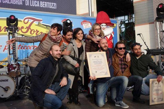 Premio colonna sonora (foto Umicini)