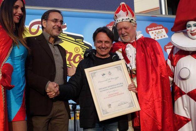 Premio Francesconi a Avanzini (foto Umicini)