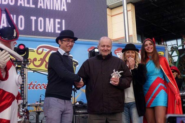 Secondo premio Tomei (foto Umicini)