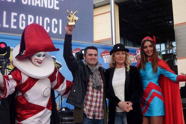 Primo premio Allegrucci (foto Umicini)