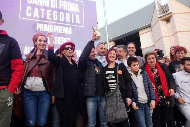 Primo premio Avanzini (foto Umicini)