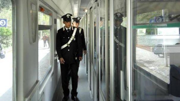 Controlli sui treni