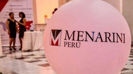 Inaugurazione filiale Menarini in Peru