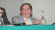Romano Cenni, fondatore della Mercatone Uno (Foto Isolapress)