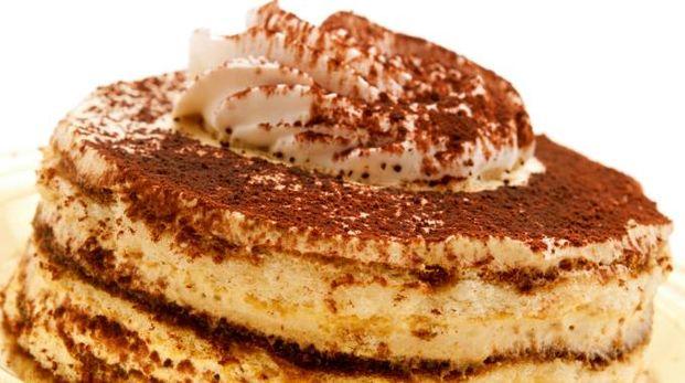 Un tiramisù, il dolce più amato dagli italiani (Olycom)