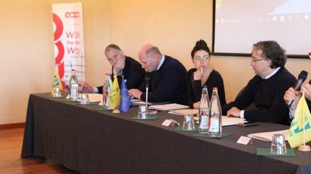Coldiretti e Bonifiche Ferraresi in un seminario a Massa Marittima