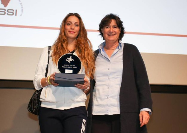 Pegaso per lo Sport 2017, la premiazione (Germogli)