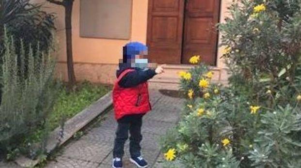 Il piccolo Matteo