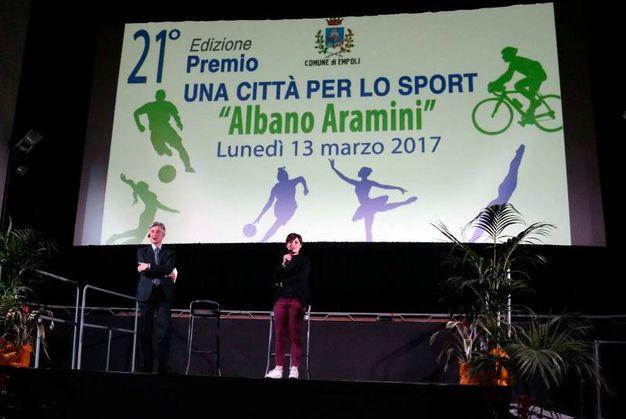 Premio Aramini 2017. Foto Gianni Nucci/Fotocronache Germogli