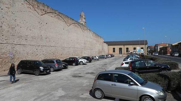 ll parcheggio ex capannoni di Carnevale