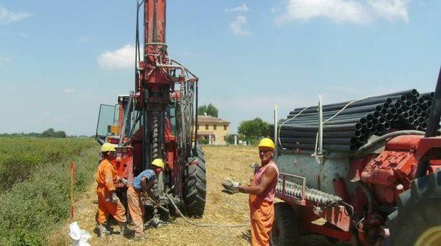 Ricerca gas naturale, in regione 36 pozzi già attivi