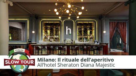 Milano: Il rituale dell'aperitivo