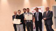 Il gruppo dei premiati di Cesena (Schicchi)