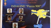L'indagine 'Piazza 900' dei carabinieri (foto Businesspress)