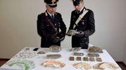 Maxi sequestro dei militari (foto Businesspress)