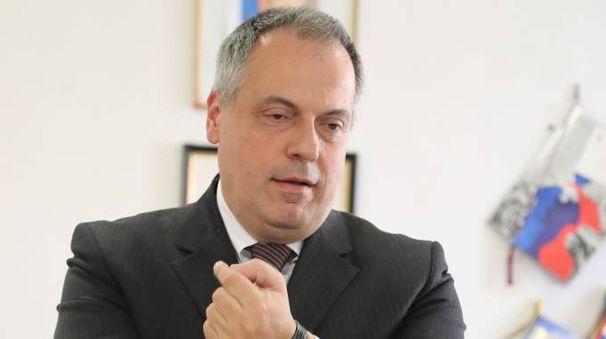 Alessandro Lipperini, 55 anni, nuovo dirigente del commissariato