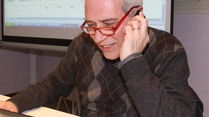 Il sindacodi Monza Roberto Scanagatti