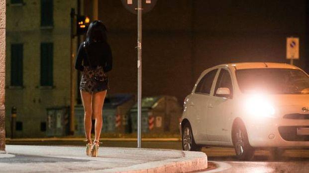 Rimini, prima multa da 10mila euro a cliente e prostituta (foto d'archivio)