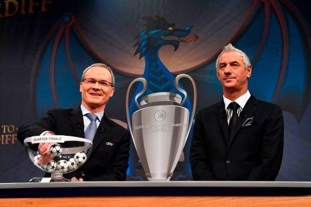 Giorgio Marchetti e Ian Rush (Afp)
