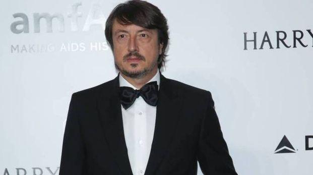 Gianvito Rossi, foto d'archivio Olycom